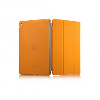 iPad Air Smart Cover Case Schutz Hülle Orange