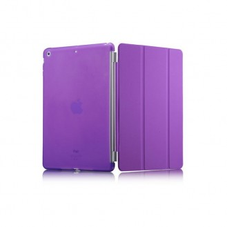 iPad Air Smart Cover Case Schutz Hülle Lila