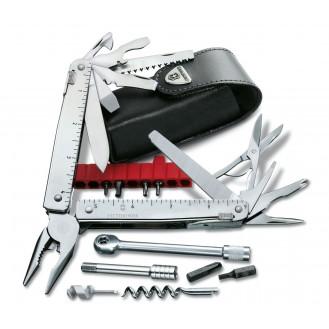 Victorinox SwissTool X Plus Ratchet mit Gratis Gravur