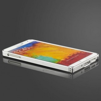 Aluminium Bumper Hülle Galaxy Note 3
