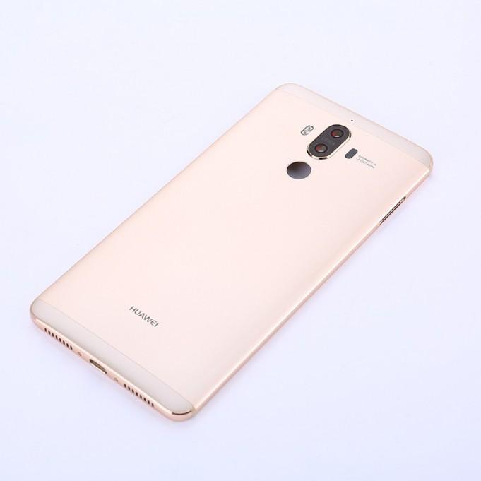 Huawei Mate 9 Back Cover Gehäuse Rückseite Kamera Linse Gold