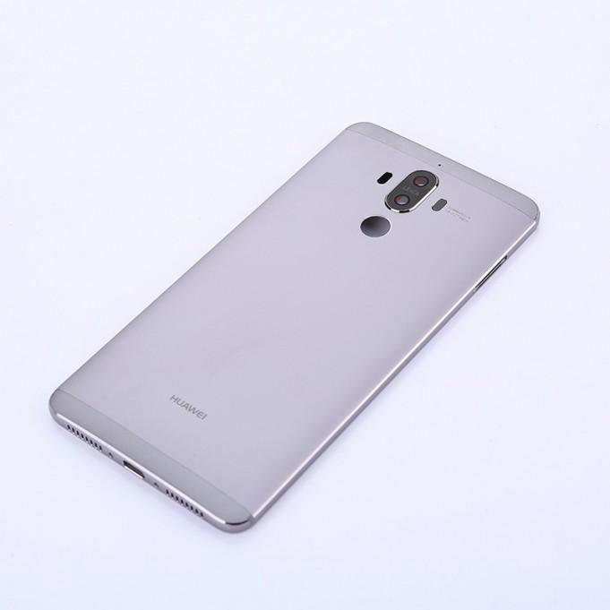 Huawei Mate 9 Back Cover Gehäuse Rückseite Kamera Linse Grau