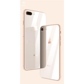 Baseus Panzerglas Rückseite Phone 8