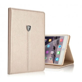 XUNDD Leder Book Hülle iPad Air 2 Gold