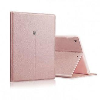 XUNDD Leder Book Hülle iPad 9,7 2017 Rosa