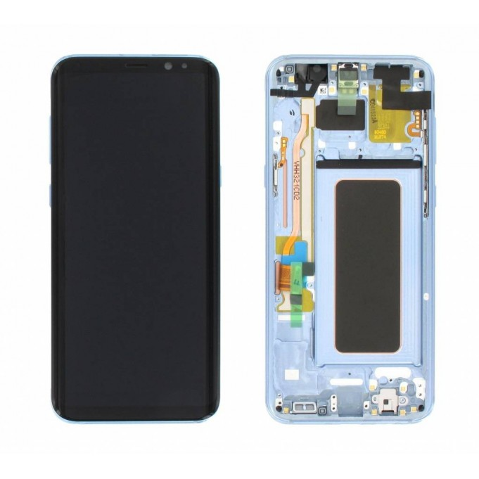 Original LCD Display Samsung G950F Galaxy S8 Silber