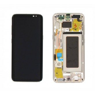 Original LCD Display Samsung G950F Galaxy S8 Violett
