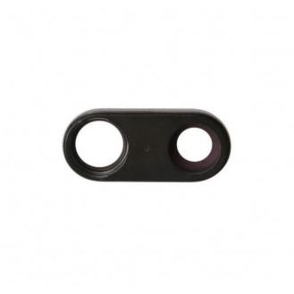 iPhone 7 Plus Kamera Glas Linse Kameraglas Schwarz