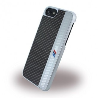 BMW Aluminium Stripe - Hardcover iPhone 7, 8