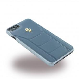 Ferrari Leder Hardcover iPhone 7 Plus, 8 Plus