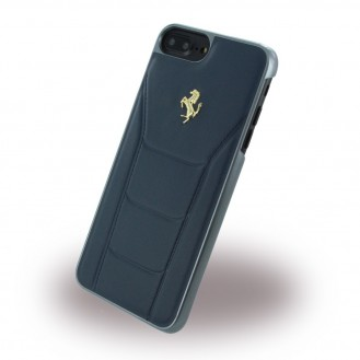 Ferrari Leder Hardcover iPhone 7 Plus, 8 Plus