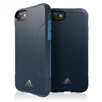 adidas Backcase iPhone 7 / 8 original schwarz rot