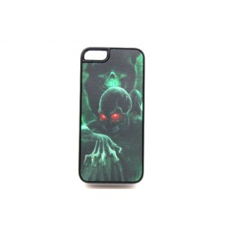 More about 3D-Kopf Rote Augen Cover iPhone 5 / 5S / SE