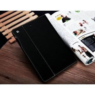 XUNDD Leder Book Hülle iPad Mini 4 Schwarz