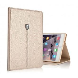 XUNDD Leder Book Hülle iPad Mini 4 Gold