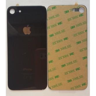iPhone 8 Backglass Akku Deckel Schwarz A1863, A1905, A1906