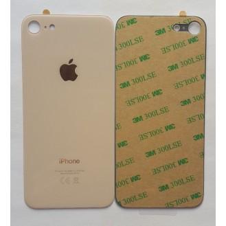 iPhone 8 Backglass Akku Deckel Gold