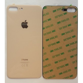 iPhone 8 Plus Backglass Akku Deckel Gold