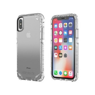 GRIFFIN SURVIVOR CASE FIT FÜR IPHONE X, CLEAR