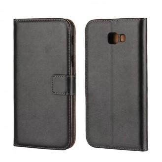 Galaxy J3 2017 Book Wallet Leder case