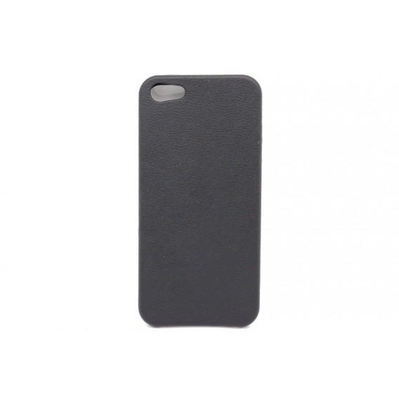 Schwarz TPU Silikon Schutzhülle Case für iPhone 5 / 5S / SE