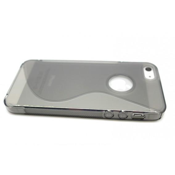 Sline TPU Silikon Schutzhülle Case iPhone 5 / 5S / SE