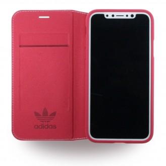 Mercedes Leather Hard Case Pattern III iPhone 7 / 8 black