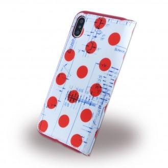 Book Case Cover iPhone 7 / 8 + Panzerglas