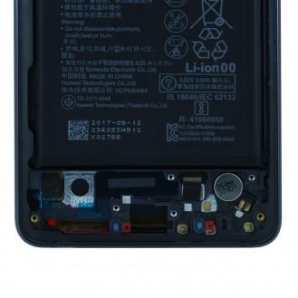 Huawei Mate 10 LCD Display Touchscreen Bildschirm Schwarz