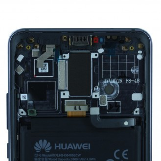 Huawei Mate 10 Lite LCD Display Touchscreen Bildschirm Schwarz