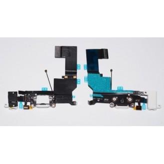 Ladebuchse Flex Kabel iPhone SE Weiss A1662, A1723, A1724