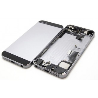 iPhone 5S Backcover Middle Frame Schwarz