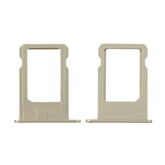 Sim Halter Nano Sim Holder Gold iPhone 5 - 5S