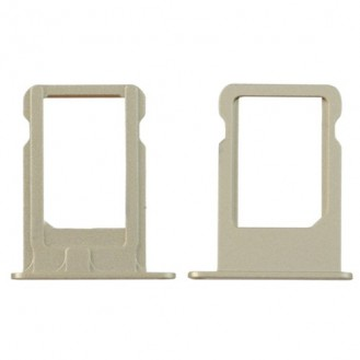 Sim Halter Nano Sim Holder  Gold iPhone 5 - 5S