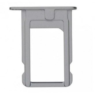 Sim Halter Nano Sim Holder Silber iPhone 5 - 5S