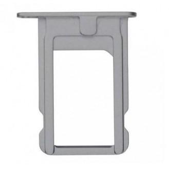 iPhone 5S SIM Tray Halter für Nano-SIM Silber