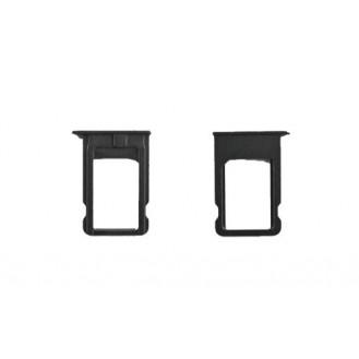 SIM Tray Halter Nano-SIM Schwarz iPhone 5