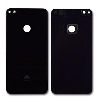 Huawei P8 Lite 2017 Backglass Akku Deckel Schwarz