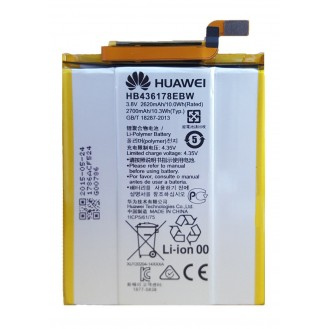 Akku Huawei Original HB436178EBW für Mate S Li-Pol 2620mAh