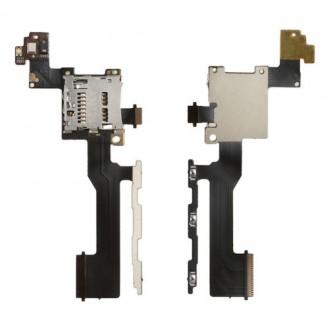 HTC One M9 SD Karte Leser Flex Kabel