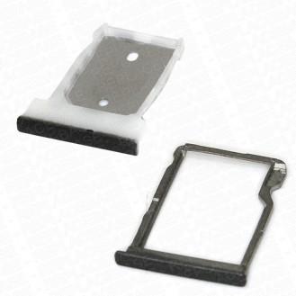 HTC One M9 Sim und Sd Kart halter Schwarz