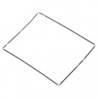 iPad 2 Bildschirm Touchscreen Rahmen Weiss