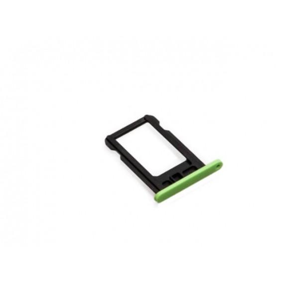 SIM Tray Halter für Nano-SIM Grün iPhone 5C