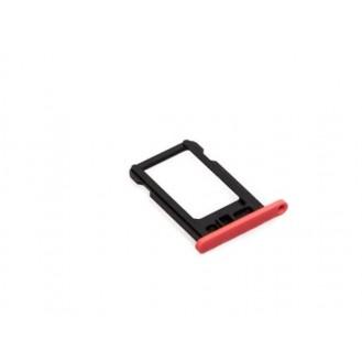 SIM Tray Halter für Nano-SIM Rot iPhone 5C A1456, A1507, A1516, A1529, A1532
