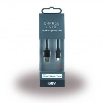 KEY Apple Zerifikat Lightning Ladekabel