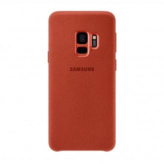 Samsung - Alcantara Hardcover - G960F Galaxy S9