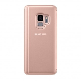 Samsung - Clear View Standing Cover - G960F Galaxy S9