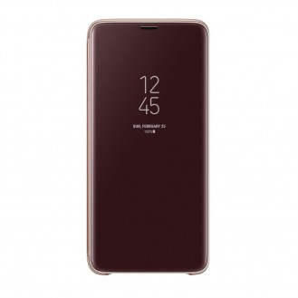 Samsung - Clear View Standing Cover - G965F Galaxy S9 Plus