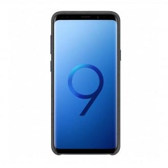 Samsung Alcantara Hardcover - G965F Galaxy S9 Plus