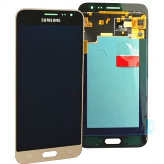 Original Samsung Galaxy J3 2016 J320F Gold LCD
